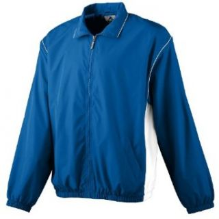 Augusta Sportswear Micro poly full zip jacket Clothing