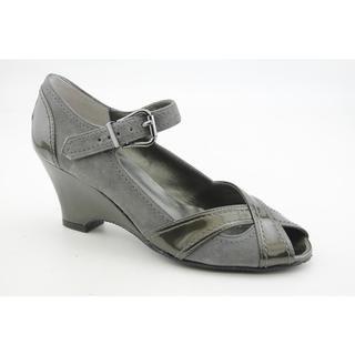 Vaneli Womens Birgitta Regular Suede Dress Shoes Narrow (Size 7