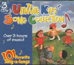 Choir   Ultimate Kids Song Collection 101 Favorite Sing A Longs [Box