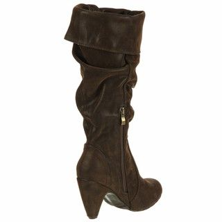 Coconuts by Matisse Womens Wendi Slouch Boots FINAL SALE