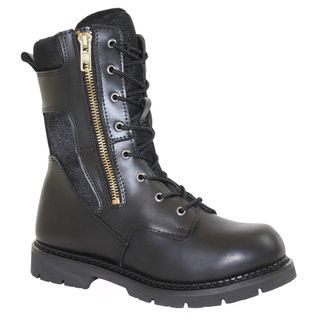 AdTec Mens Black Swat Boots