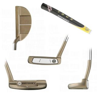 Odyssey Mens White Hot Tour #9 Mallet Putter