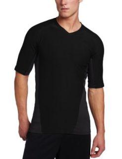 Blackhawk Mens Short Sleeve V Neck Engineered Fit Shirt