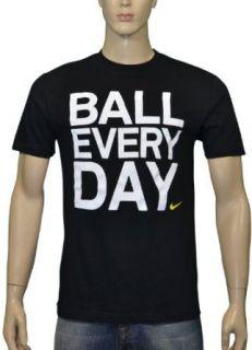 Nike Mens Ball Every Day Shirt Black XL Sports