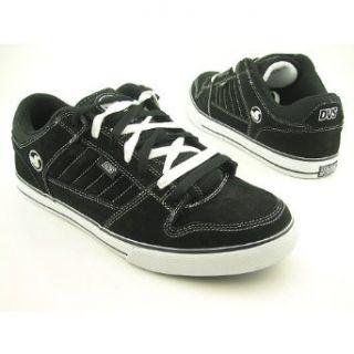 DVS Munition CT Black Skate Shoes Mens Size 7 DVS Shoes