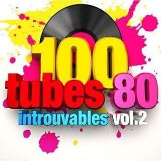 100 Tubes 80 Introuvables Vol.2   Achat CD COMPILATION pas cher