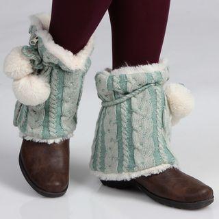 Muk Luks Womens Scandinavian Boot Sweaters