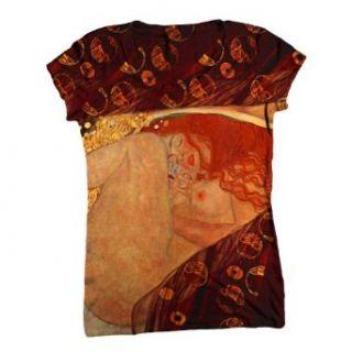 ArtsyClothingCo Gustav Klimt 003 Art Womens Top