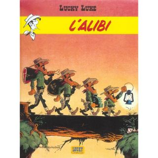 Lucky Luke t.58 ; lalibi   Achat / Vente BD Claude Guylouis   Morris