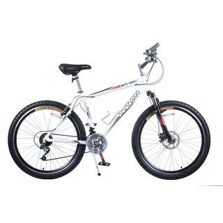 Titan White Knight 21 speed All Terrain Mountain Bike