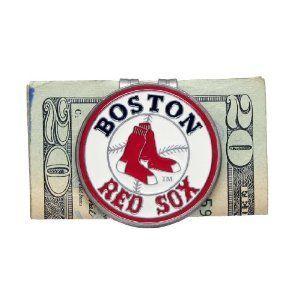 Boston Red Sox Logo Moneyclip   MLB Money Clip Sports