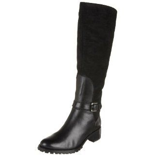 Etienne Aigner Womens Vandalay Boot,Black,5 N US Shoes