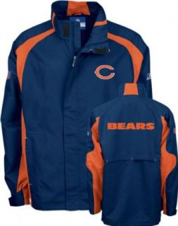 Chicago Bears Authentic NFL Team Lightweight Jacket   XX