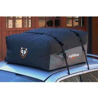 PackRight 100 percent Waterproof Black Sport Junior Car Top Carrier