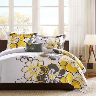 MiZone Mackenzie 4 piece Comforter Set