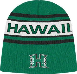 Hawaii Warriors Stinger Beanie Knit Hat Sports & Outdoors
