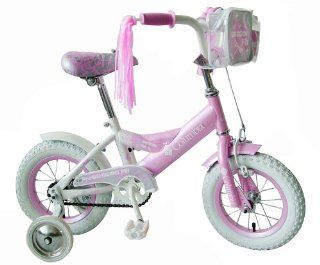Columbia Dragonfly Girls Bike (12 Inch Wheels) Sports