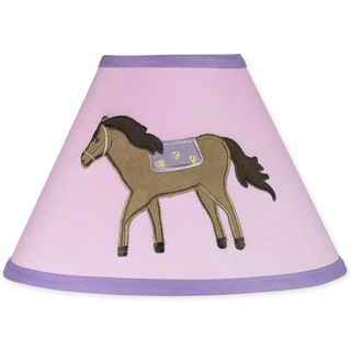 Sweet JoJo Designs Pretty Pony Lamp Shade