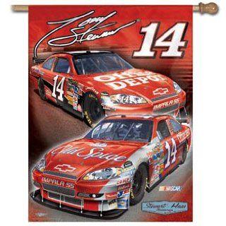 Tony Stewart #14 NASCAR Auto Racing Flag or Banner Sports