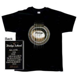 BSB   Guitar String T Shirt   X Large Clothing