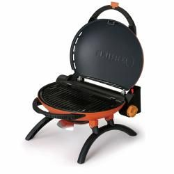 Grill 1000 Orange Portable Upright Gas Grill