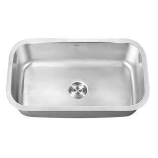 Ruvati RVK4200 Undermount Stainless Steel 32 inch Kitchen Sink Single