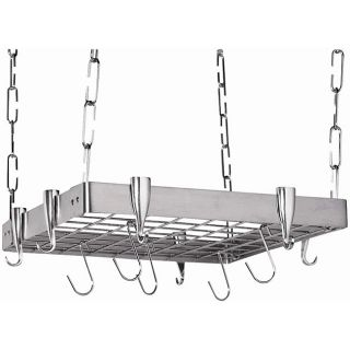 Stainless Steel Pot Rack Today $106.99 4.7 (7 reviews)