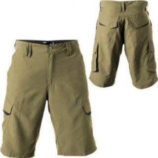 Oakley Mens Dynomite 2.11 Golf Short, Worn Olive, 32