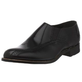 Stacy Adams Mens Madison Bicycle Slip on: Shoes