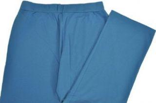 Jones New York Knit Pant Capri Blue XL Clothing