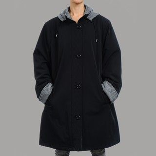 Nuage Womens Hollywood Oversized Short Coat