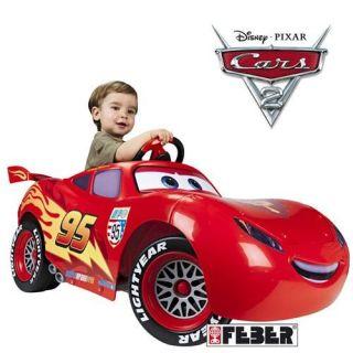 Cars lightning McQueen électrique Feber   Achat / Vente PORT