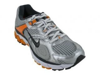 WOMENS RUNNING SHOES 6 (MET SILVER/ANTHRACITE ORANGE) Shoes