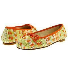 Joey O Espana Orange Raffia