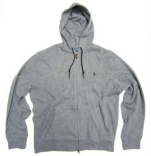 Mens Polo by Ralph Lauren Hooded Sweat Jacket Hoodie