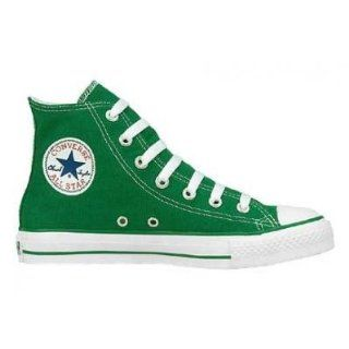 Chuck Taylor All Star Shoes (1J791) Hi Top in Kelly Green Shoes