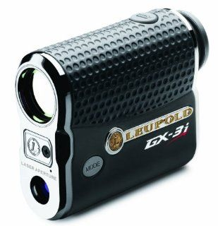 Leupold gx 3i series digital rangefinder Sports