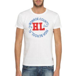 HOPEN LIFE T Shirt Xetic Homme Blanc   Achat / Vente T SHIRT HOPEN