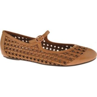 Womens Antia Shoes Acalia Cognac Soft Calf Antara