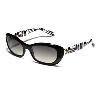 Emilio Pucci Womens EP 621 001 Black Cat Eye Sunglasses