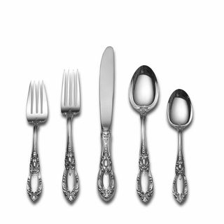 Towle King Richard 46 piece Sterling Silver Flatware Set