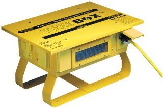 Leviton PB103 50 Amp, 125/250 Volt, Portable Power Distribution Center