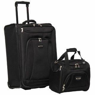 Delsey Helium Alliance 2 piece Lightweight Luggage Set