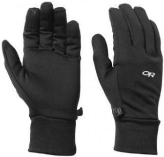Outdoor Research Mens PL 100 Gloves, Black, Medium Clothing