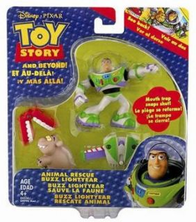 Toy Story Adventure Pack Animal Rescue Buzz Toys & Games