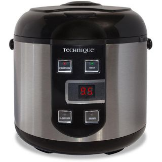 Technique CFXB50 56 5.3 quart Stainless Steel Rice / Multi cooker