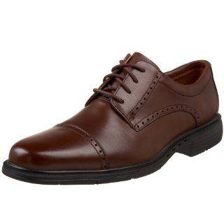 Unstructured Mens Un.Tudor Dress Casual Tie,Brown,8 M US Shoes