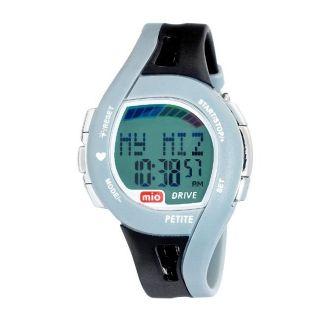 Mio Womens Digital Petite Heart Rate Monitor Calorie Counter Sport