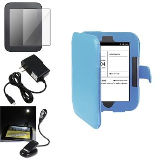 Case/ Chargers/ Protector/ Light for Barnes and Noble Nook 2nd Edition