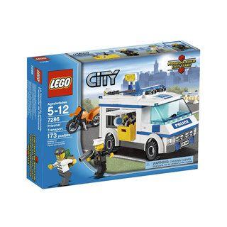 LEGO CITY Prisoner Transport Set 7286